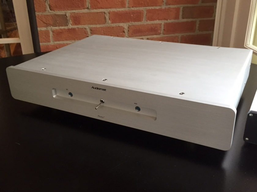 Audiomat Phono 2 MM/MC Phono Stage Excellent condition