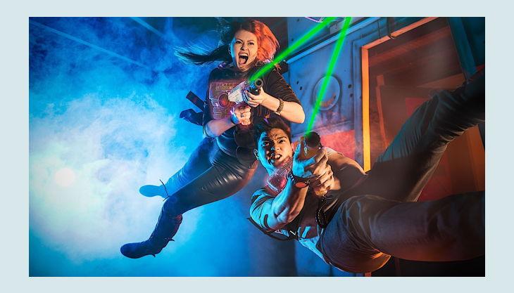 funfabrik lasertag jump