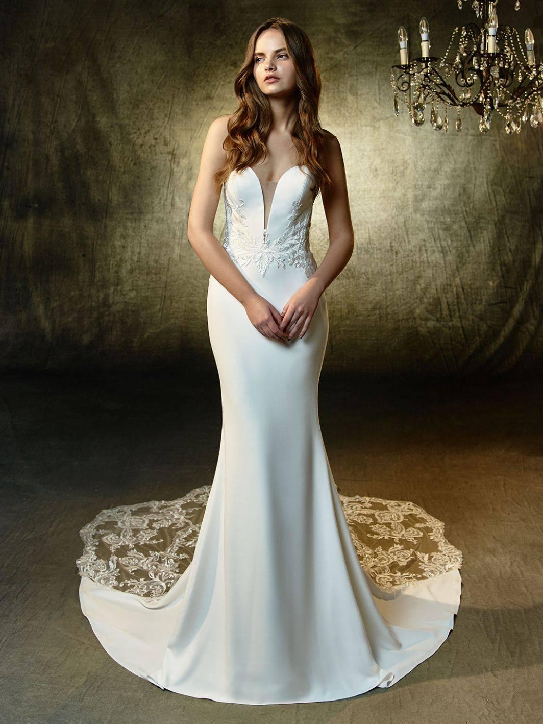 ENZOANI WEDDING DRESS LAINEY