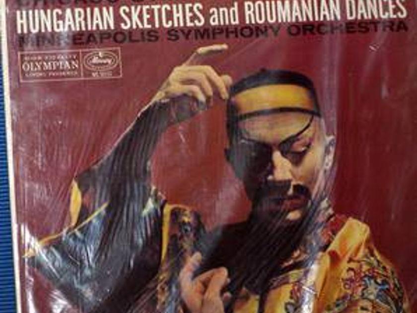 "BARTOK/Dorati - - ""Suite From The Miraculous Mandarin"" -  Mercury Living Presence 1958 mono"