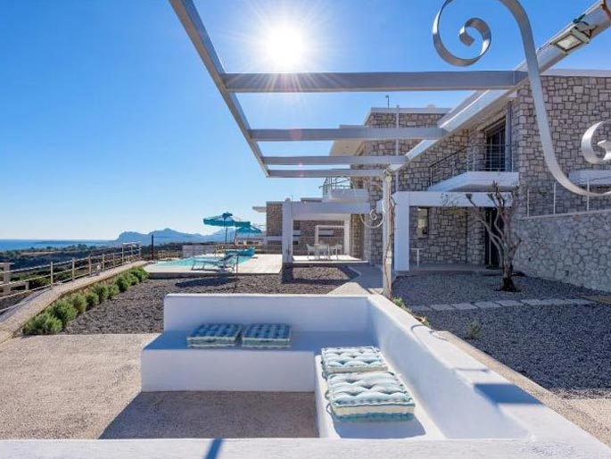 85100 Rhodes - Villa in a beautifully surreal location in Rhodes W-026MQO