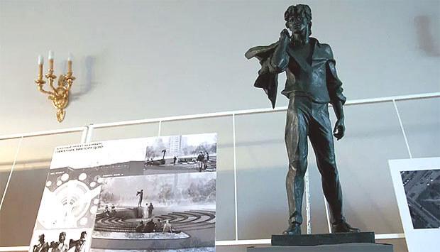 В Петербурге отложили установку памятника Виктору Цою - Новости радио OnAir.ru