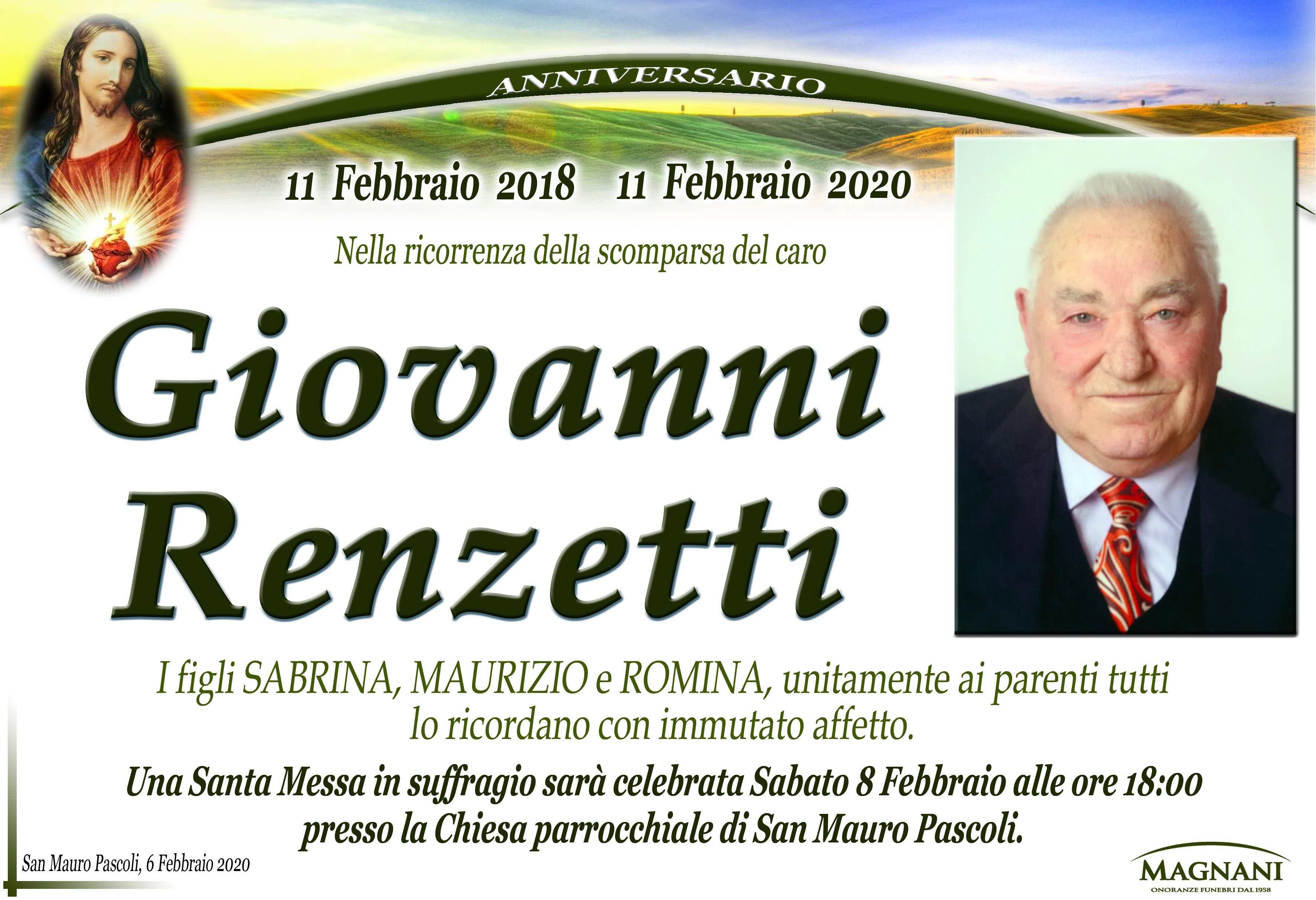 Giovanni Renzetti