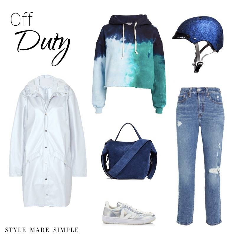 Off Duty look by Style made simple