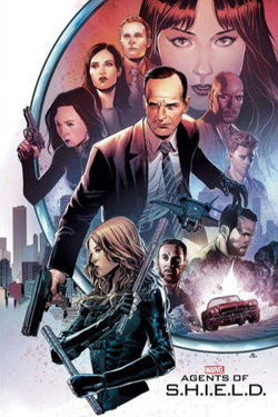 Marvel's Agents Of SHIELD's BG