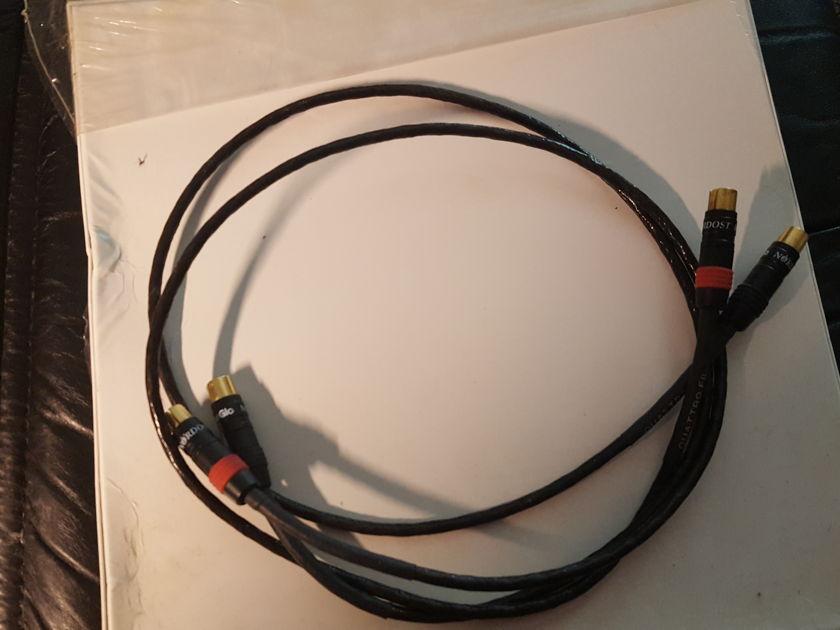 NORDOST  Quattro Fil Ref int CABLES