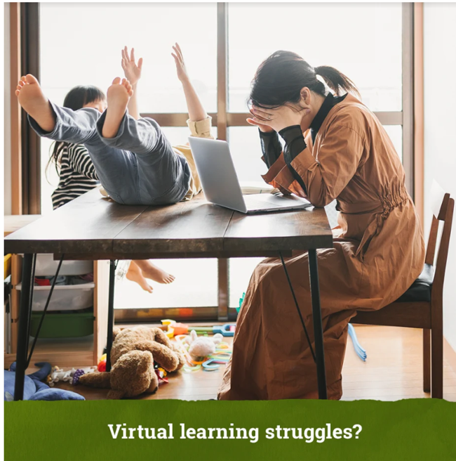 Full Day Explorers Program Virtual Learning Support
