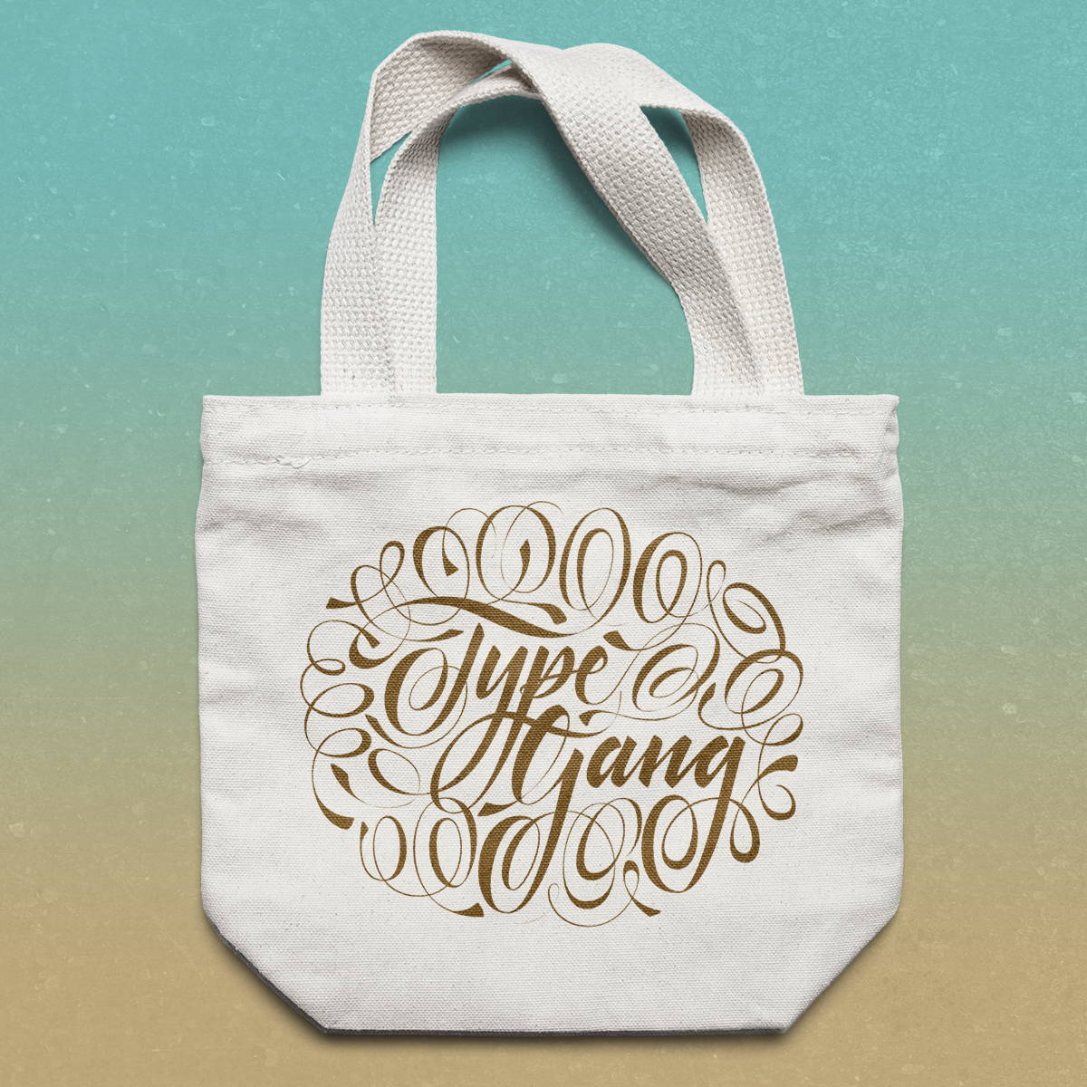 Tania Hearn lettering designer Gold Coast — typography Type Gang