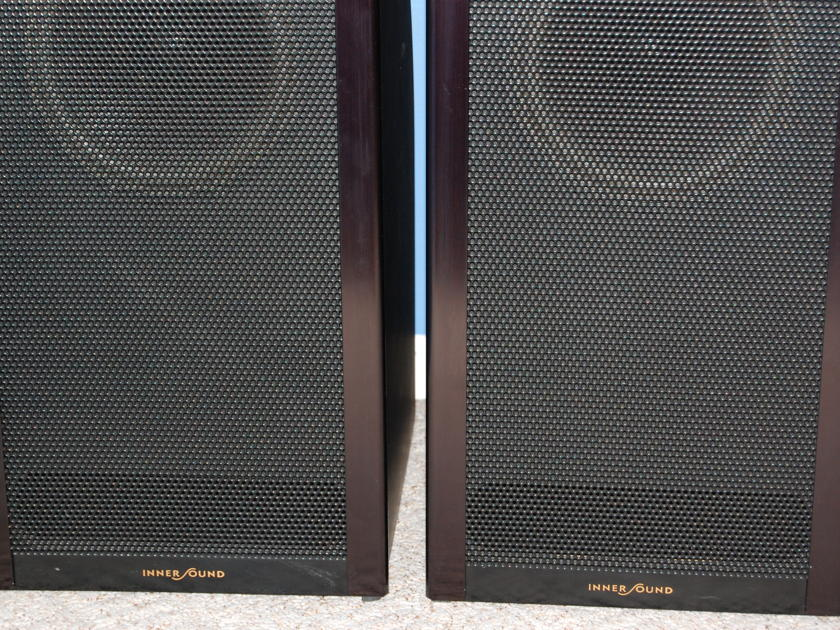 INNERSOUND  EROS MK-II with MK-I Crossover Amplifier
