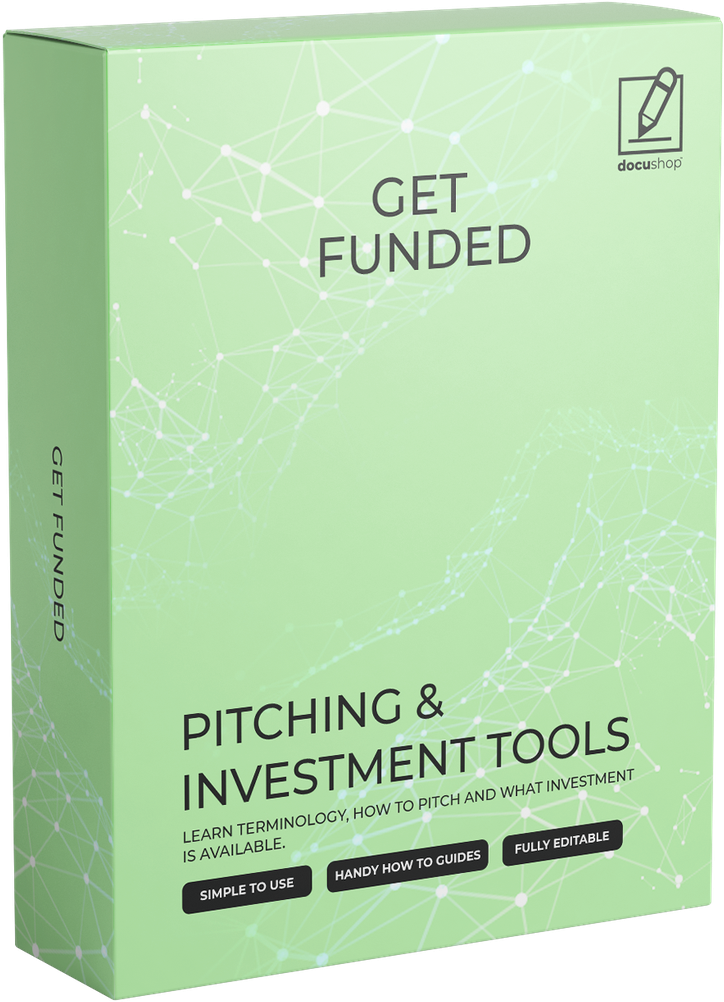 Pitching & Investment Tools
