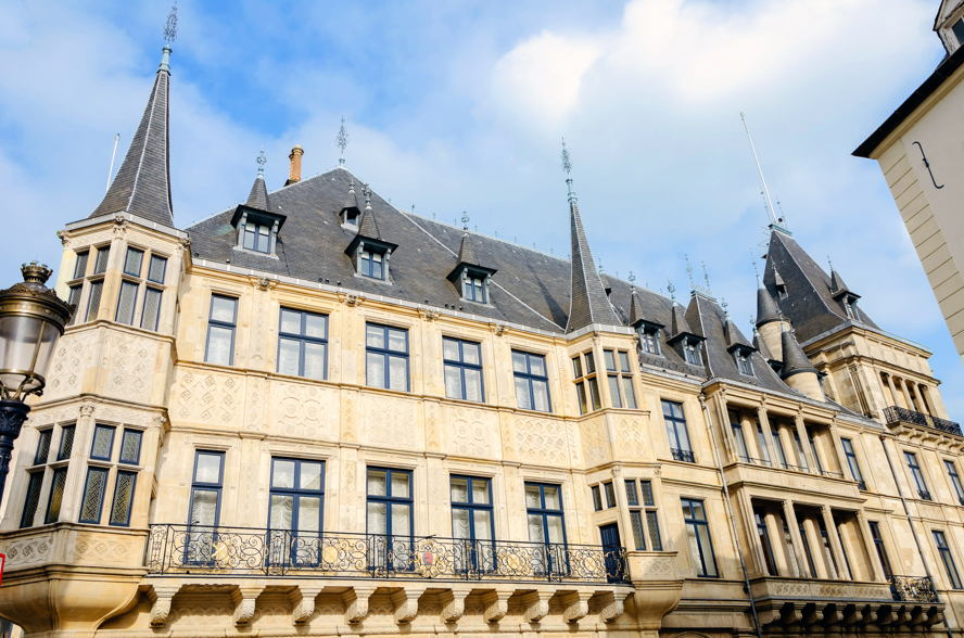 Luxembourg - Palais Grand Ducal.jpg