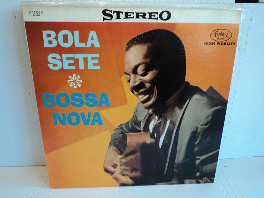 Bola Sete - Bossa Nova Fantasy 8349 Stereo