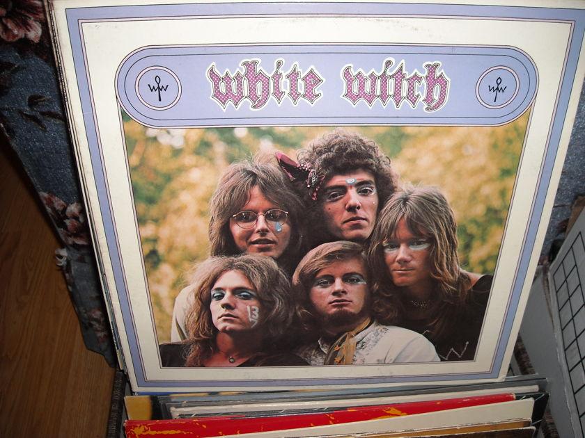 White Witch - White Witch Capricorn LP (c)