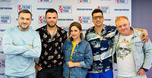 Участники группы «Градусы» стали гостями утреннего шоу «Русские Перцы» - Новости радио OnAir.ru