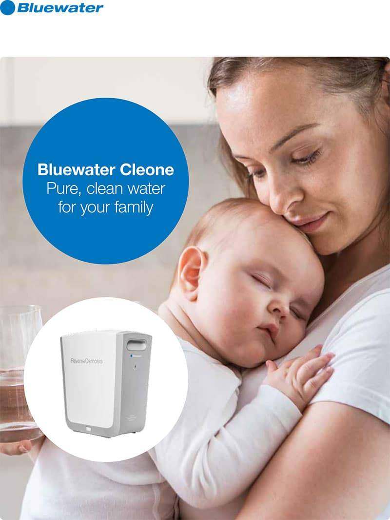Bluewater Cleone reverse osmosis brochure