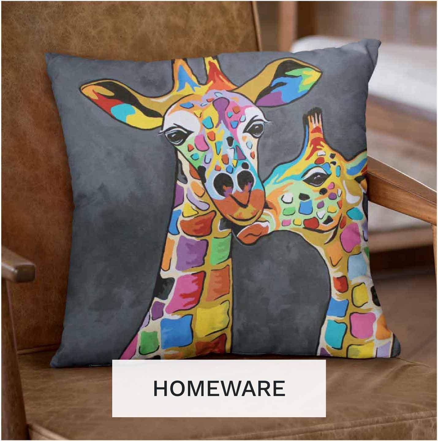 Homeware by Scottish Artist Steven Brown