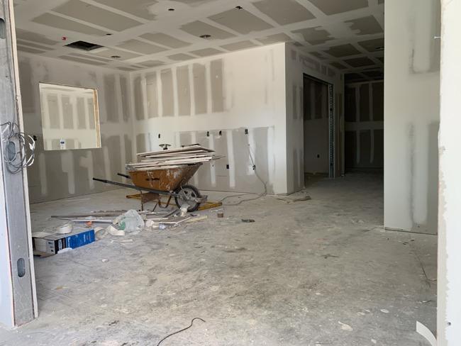 Photo of reception area
