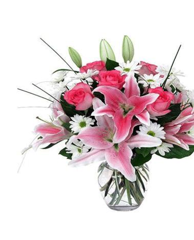 HF Blossom Blowout Bouquet
