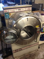 50lb Rigid Mount washer/extractor