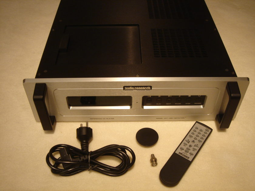 Audio Research Reference CD-7 230V