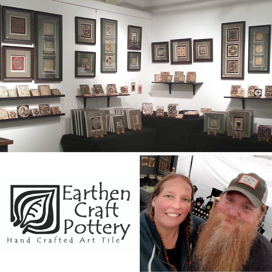 Earthen Craft Pottery Celtic Festival Online