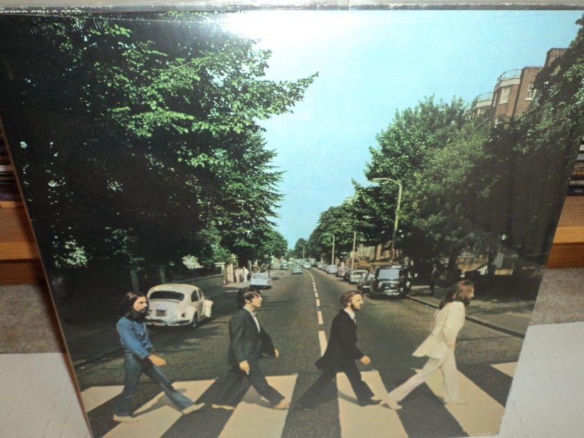 The Beatles (Sealed) - Abbey Road Re-issue C1- 46446-1 brand new LP