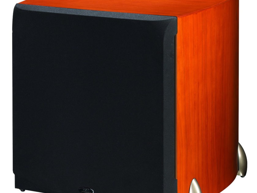"""Paradigm Sub 15 15"""" Reference Powered Subwoofer in Cherry"""