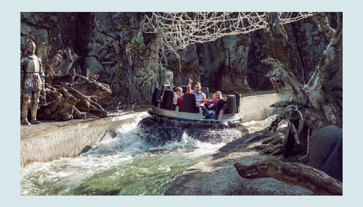 movie park germany wildwasser bahn