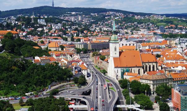 Братислава + Будапешт + Вена (2 дня)