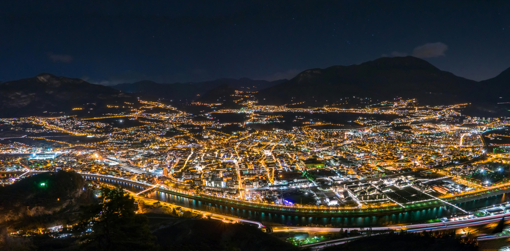 Trento - Trento by night.jpg