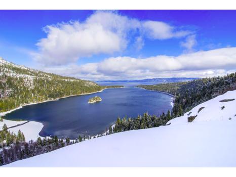 Emerald Bay Slopes from Brad Scott Photography