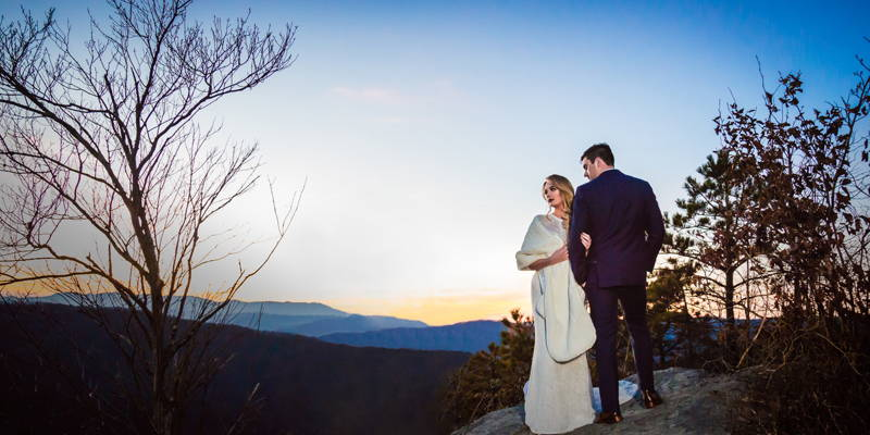 Adventurous Mountain Styled Shoot With an Untamed Side