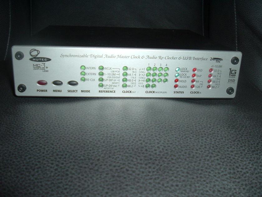 Mutec MC-3 +Smart Clock +USB