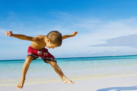 Kid Adventure on a Phuket Holiday