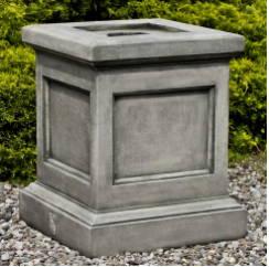 Pedestals/Pot Fee for Planters, Planter Pedestals
