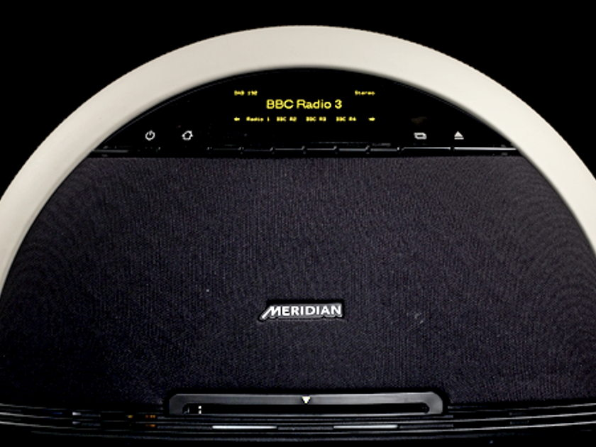 Meridian M80  Tabletop Music System - MINT w/warranty and Low Reserve
