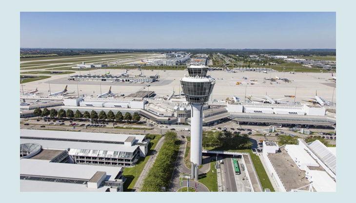 bester geburtstagde flughafen münchen impressionen terminal flugzeuge landebahnen