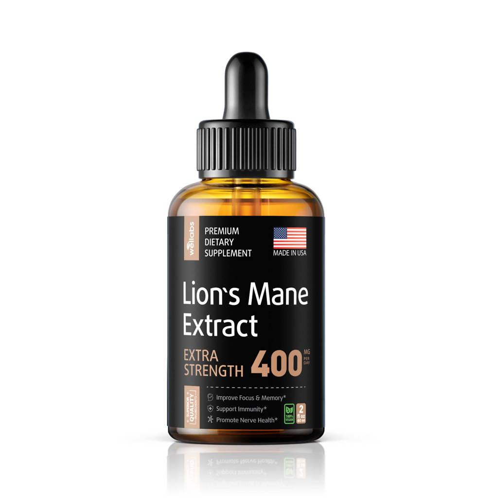 lion mane extract