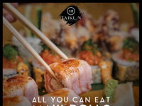 صورة ALL YOU CAN EAT MAKI ROLLS