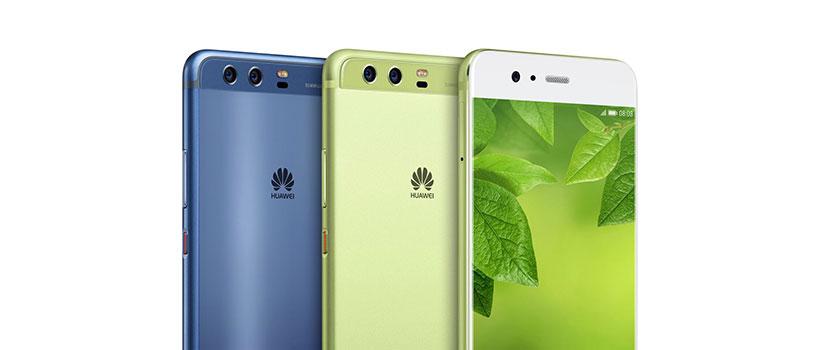 Megérkezett Magyarországra a Huawei P10 okostelefon család!