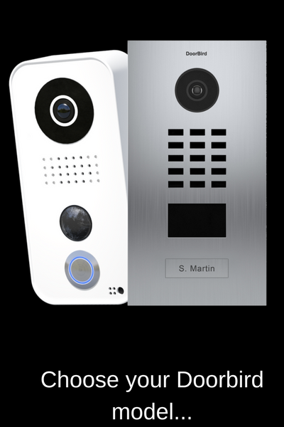 Doorbirdin Intercom