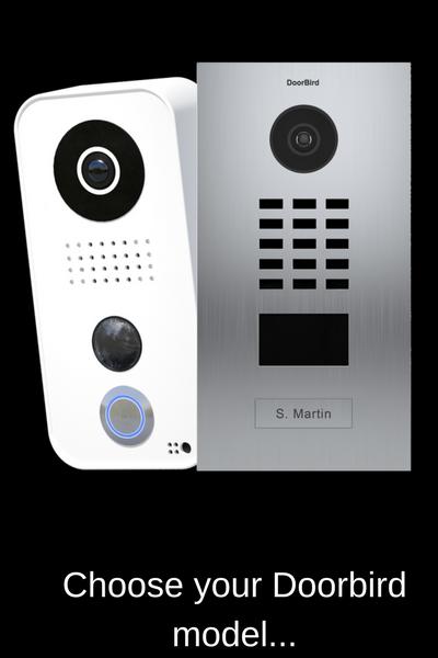 Doorbirdin Intercom