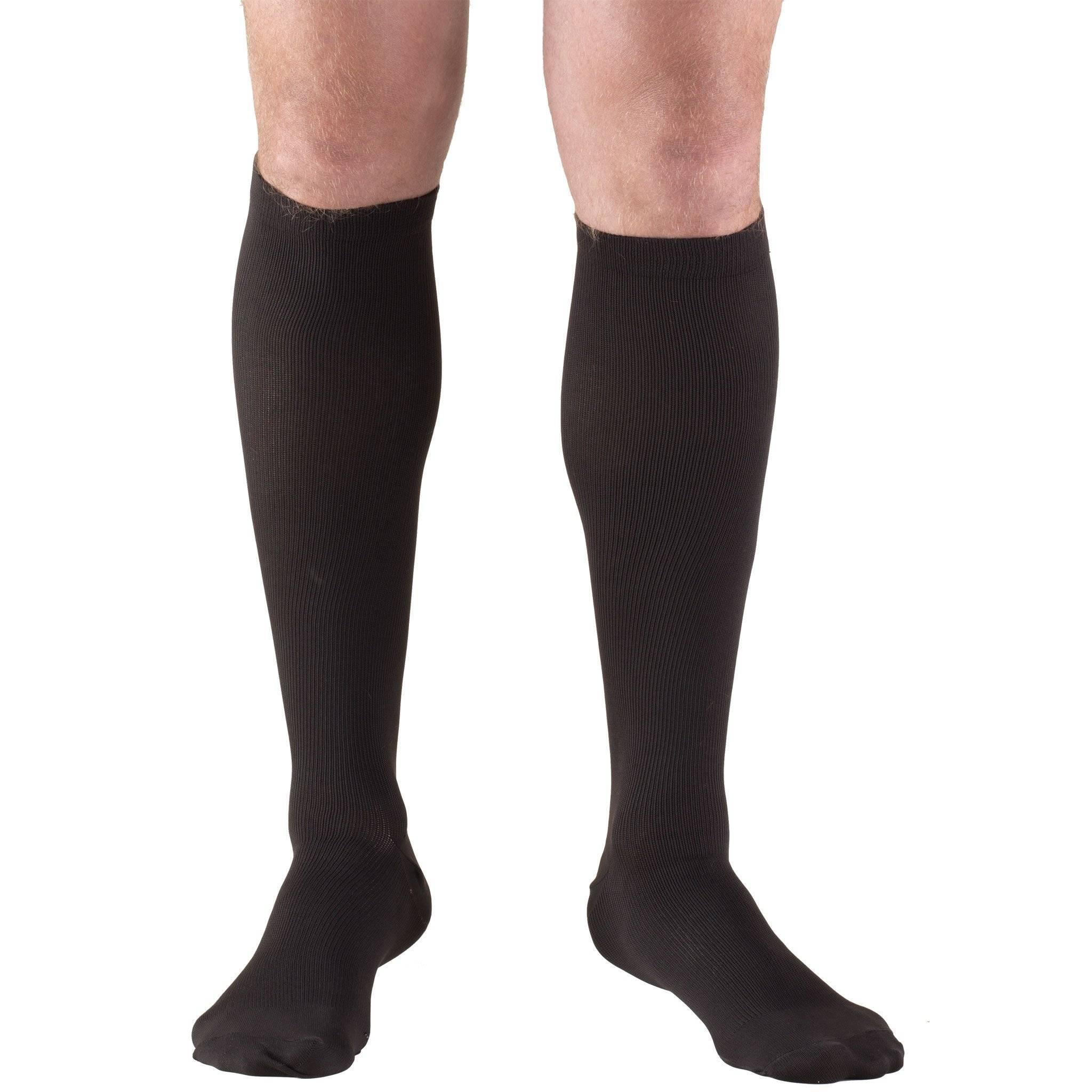 Men's Knee High Socks Dress Socks