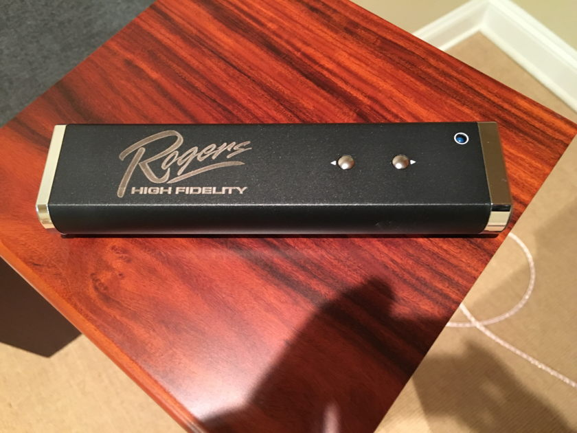 Rogers High Fidelity EHF-100 W/ Upgraded Remote!