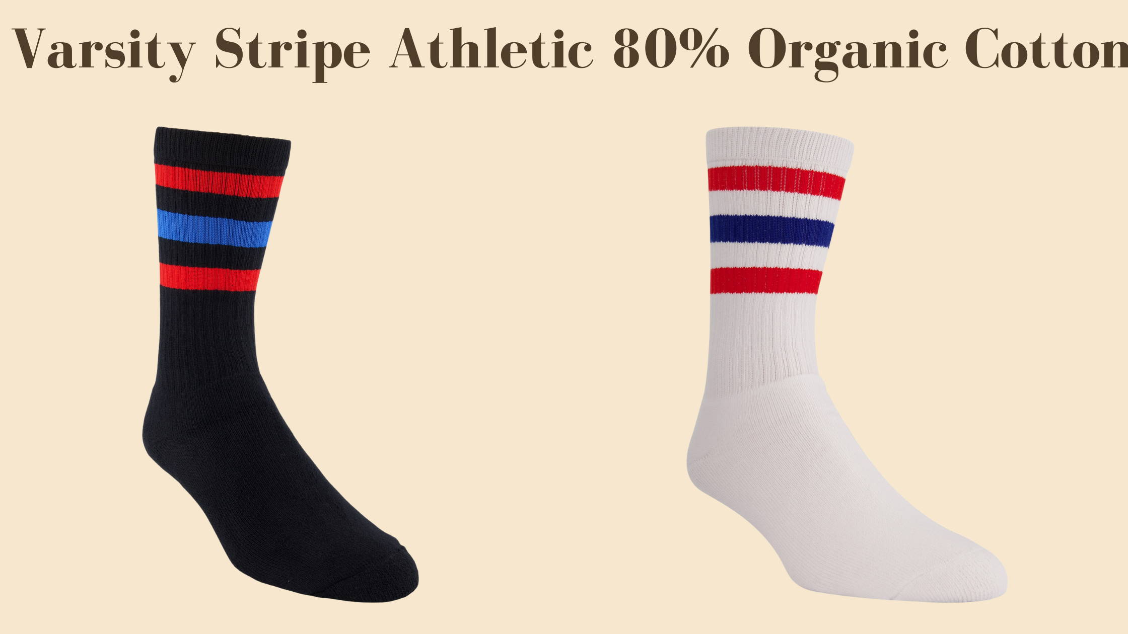 organic cotton socks made in Canada