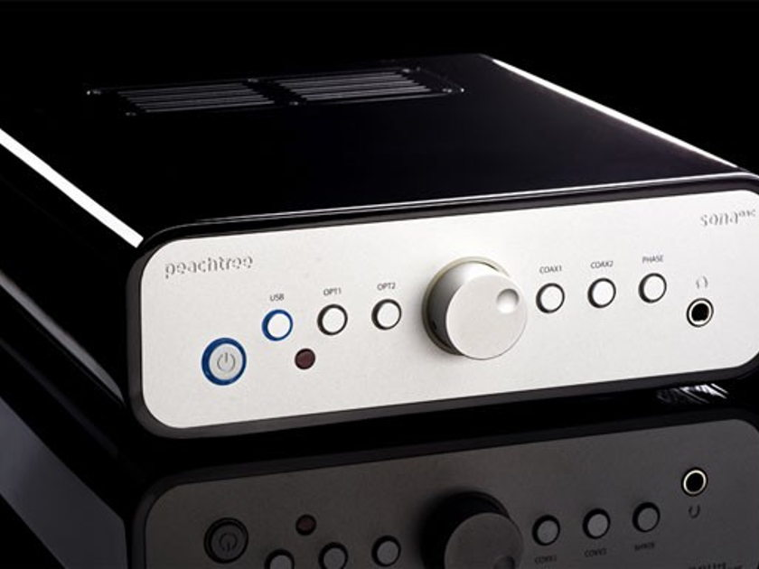 Peachtree Audio sonaDAC-Cambridge CXC Excellent DAC/Transport combo