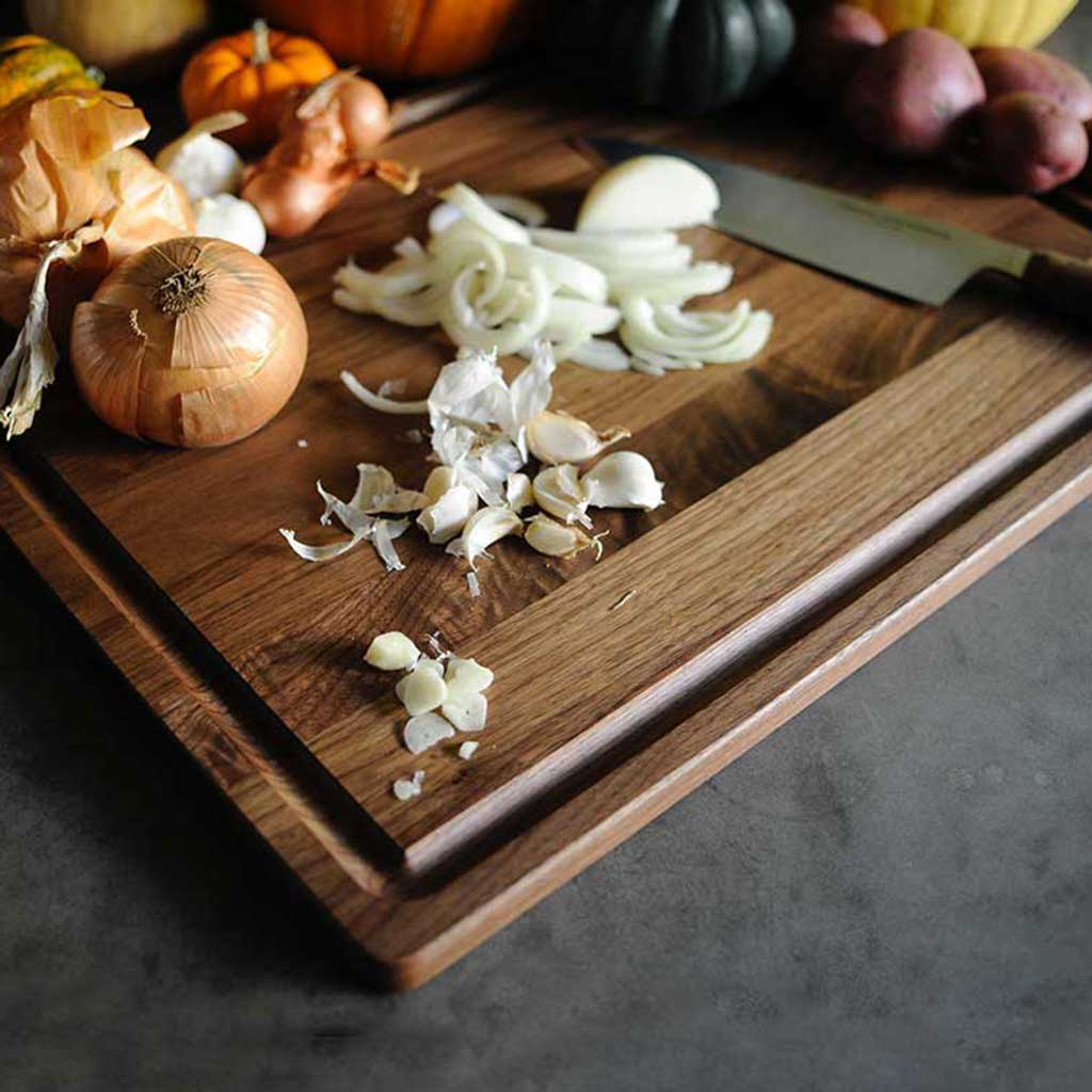 Use for all food prep needs - chopping mincing dicing slicing and much more