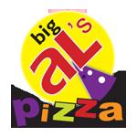 Logo - Big Al's Pizza Casey Central