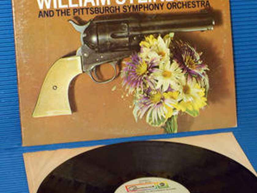 """COPLAND/Steinberg - - """"Billy The Kid/Appalachian Spring"""" -  Command 1973"""