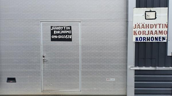 Jäähdytinkorjaamo Korhonen / Iskon jäähdyttäjäkorjaamo, Oulu